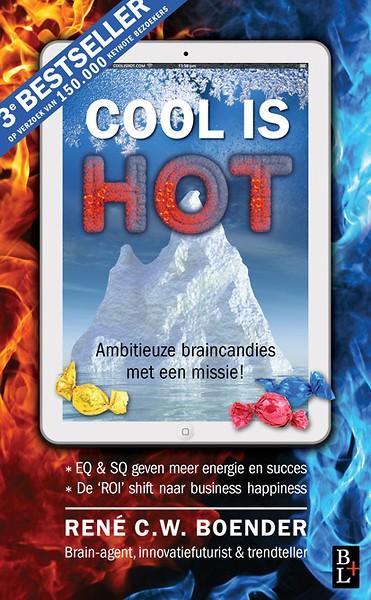 Omslag van het boek 'Cool is hot'